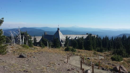 Hood River, OR: Timberline Lodge