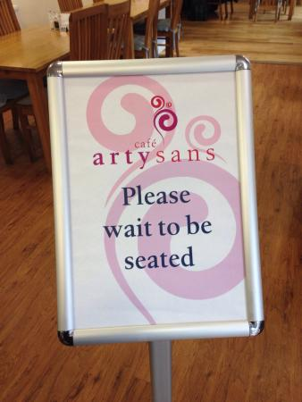 Cafe Artysans: photo0.jpg