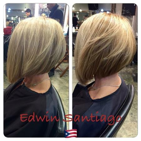 Avant Garde Salon And Spa Bob Haircut