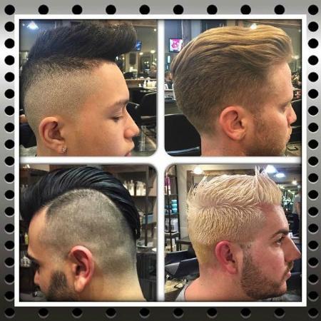Avant Garde Salon And Spa Men Haircut