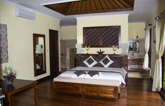Suara Air Luxury Villa Ubud: One Bedroom Private Pool Villa