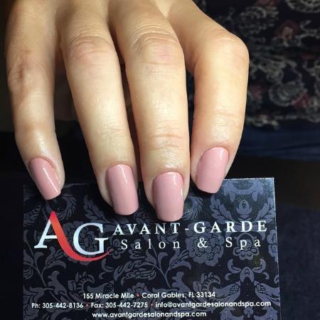 Avant Garde Salon And Spa Nails Design