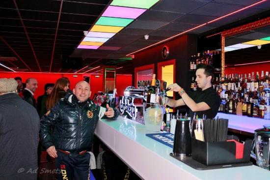 Pertegada, Italy: bar