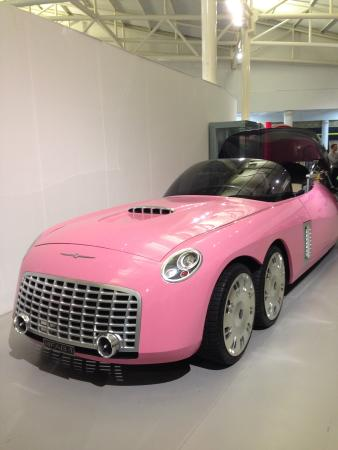 Lady Penelope S Car