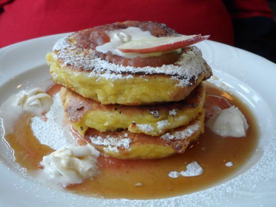 Bistro Cafe De Paris Banff