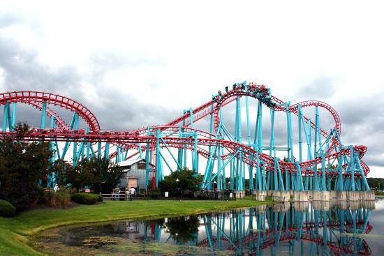 Darien Lake Amusement Park