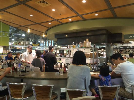 Whole Foods Fair Lakes Restaurants
