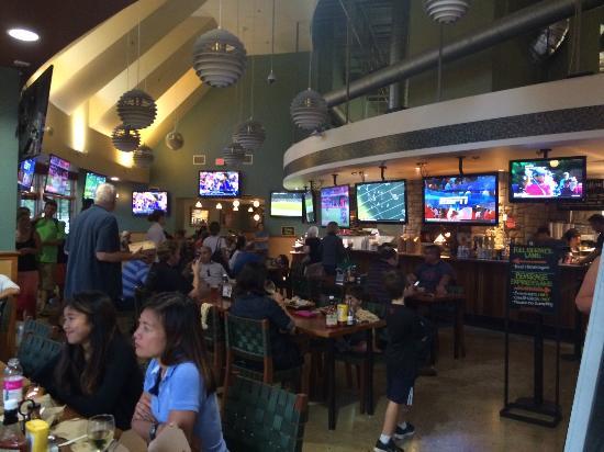 Whole Foods Fairfax Sports Bar