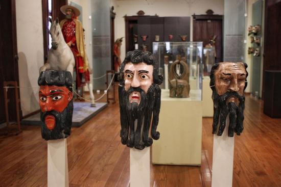 National Museum of Regional Masks (Museo Nacional de la Mascara): photo1.jpg