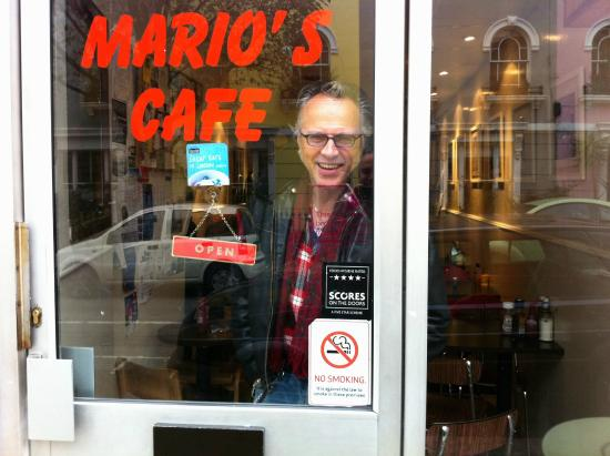 Photo of Cafe Mario's Cafe at 6 Kelly Street, London NW1 8PH, United Kingdom