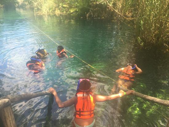 Tulum Underwater: Cenote Escondido
