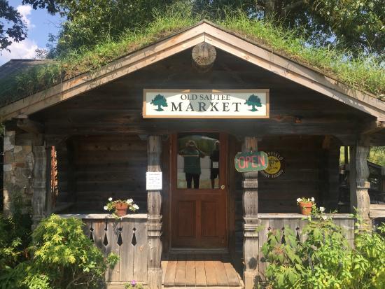 Old Sautee Market & Deli - eat here