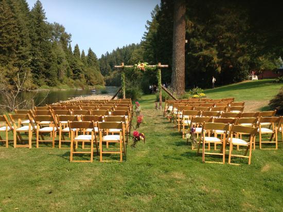 The Wayfarer Resort: Wedding 2013