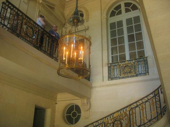 Int rieur somptueux picture of chateau de versailles for Chateau de versailles interieur