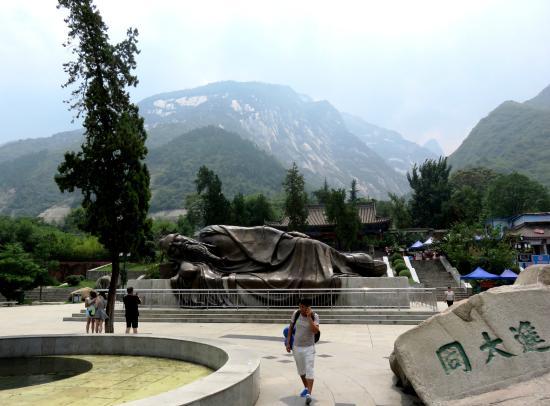 Yuquan Courtyard of Huashan