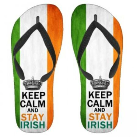 ‪كيب كود أيريش فيليدج: Keep Calm and Stay Irish‬