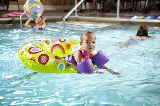 Perrysville, OH: Indoor pool