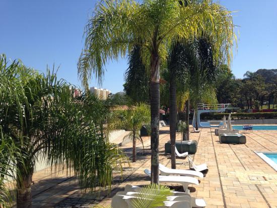 Osasco, SP: Algumas das instalações do clube