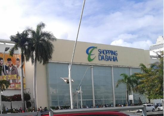 c47dd3c6ef Muito amplo e completo mix de lojas - Foto de Shopping da Bahia ...