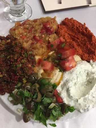 Pollo al sale in fiamme akdeniz hatay sofras stanbul for Akdeniz turkish cuisine