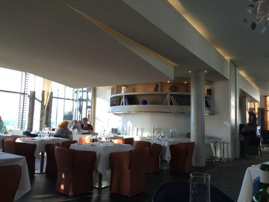 Restaurant picture of hotel les bains de cabourg for S bains restaurant