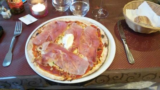 La Comedia : Pizza