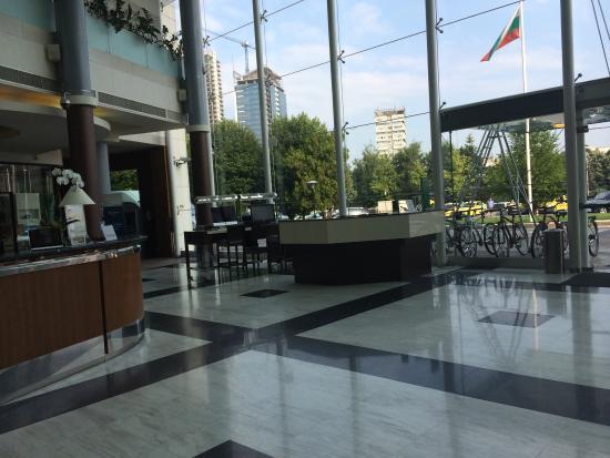 Hilton Sofia: Sofia Bulgaria