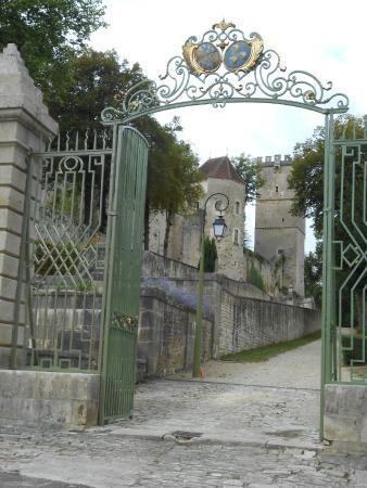 Musee-Site Buffon : Entrée parc Buffon