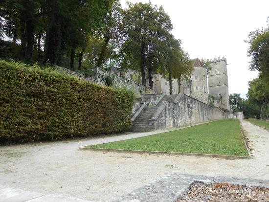 Musee-Site Buffon : édifice