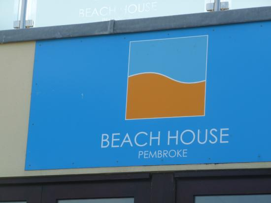 The Beach House: Know where you are