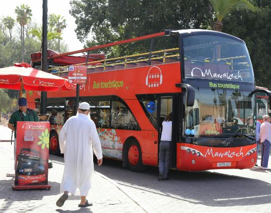 Image result for Touristique marrakech BUS