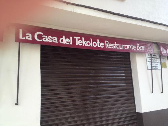 La Casa del Tekolote : El peor hotel de coyoacán