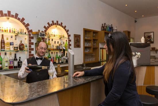 Hotel Riviera: bar