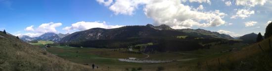 Haute-Savoie, Frankrike: Plateau
