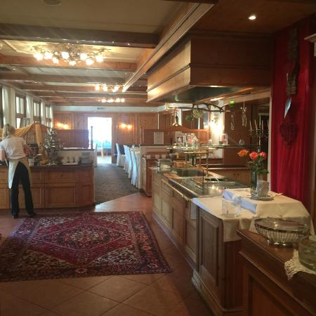 Hotel Alpenblick: Buffet