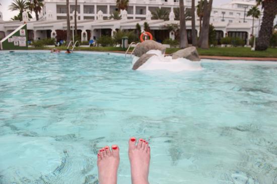 Sahara Beach Club: Pool