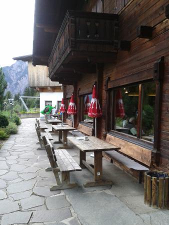 Oberassling, Austria: Esterno gasthaus.