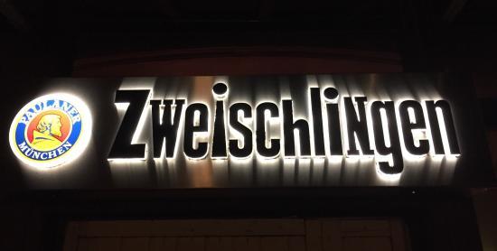 zweischlingen bielefeld restaurant reviews phone number photos tripadvisor. Black Bedroom Furniture Sets. Home Design Ideas