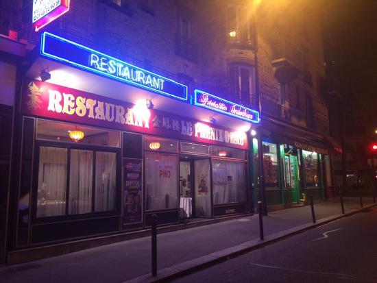 Le Phenix Restaurant Chinois Paris
