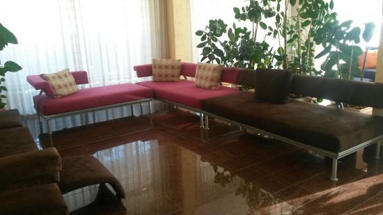 Park Hotel Residence: reception