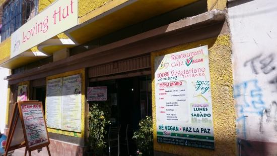 Loving Hut - Oriental Vegan cuisine