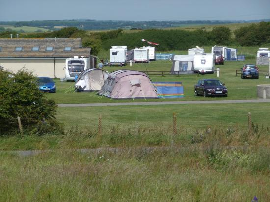 Norman's Bay Camping And Caravanning Club: Campsite