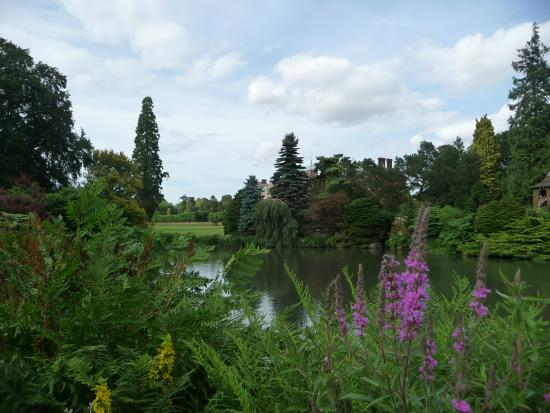Sandringham House: View at Sandringham