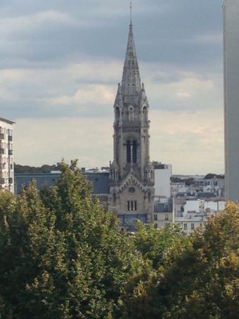 Eglise Notre-Dame de la Croix de Ménilmontant