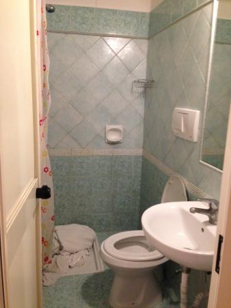Foto de Hotel Soggiorno Blu Roma, Roma: Baño - TripAdvisor