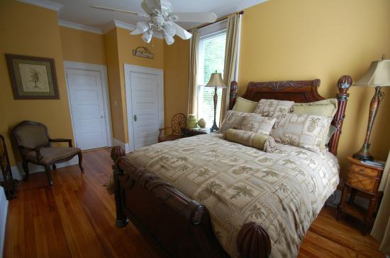 Chester, Carolina del Sur: The Mark Twain Suite at An Inn on York Street