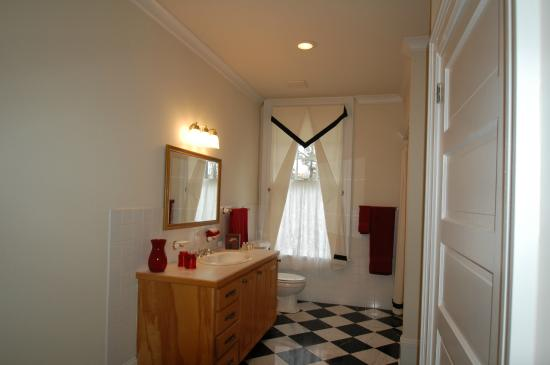 Chester, Carolina del Sur: The Oscar Wilde Suite at An Inn on York Street