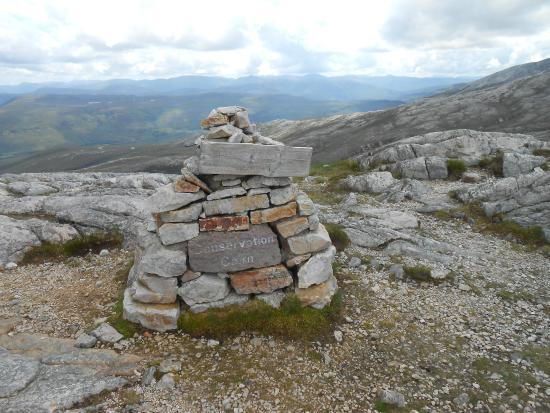 Kinlochewe, UK: Conservation Cairn