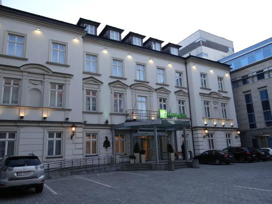 Holiday inn krakow city center picture of holiday inn for Cracow caravan park