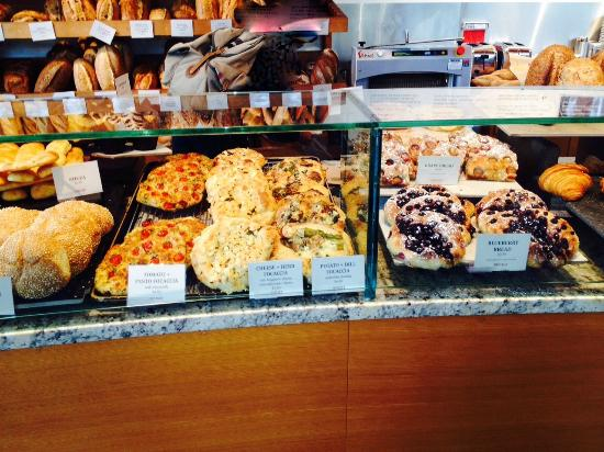 Photo of Cafe Terra Breads Olympic Village Cafe at 1605 Manitoba St, Vancouver V5Y 0B8, Canada